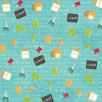 Karen Foster Design - Grade School Collection - 12 x 12 Paper - First Grade