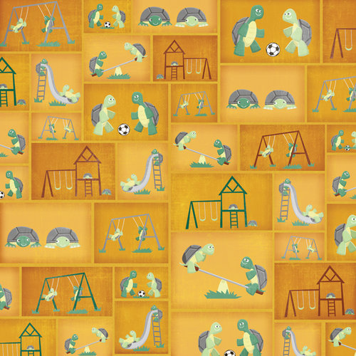 Karen Foster Design - Best Friends Collection - 12 x 12 Paper - Best Pals