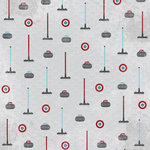 Karen Foster Design - Curling Collection - 12 x 12 Paper - Curling Gear