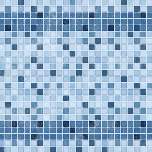 Karen Foster Design - Swimming Collection - 12 x 12 Paper - Pool Tiles