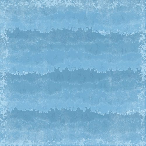 Karen Foster Design - Swimming Collection - 12 x 12 Paper - Water Splash