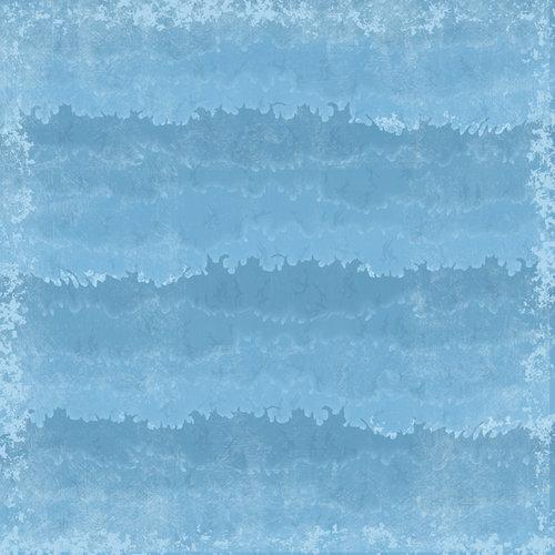 Karen Foster Design - Swimming Collection - 12 x 12 Paper - Water Splash