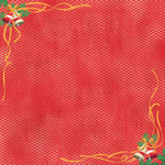 Karen Foster Design - Christmas Collection - 12 x 12 Paper - Christmas Bells