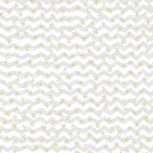 Karen Foster Design - Drill Team Collection - 12 x 12 Paper - Star Field
