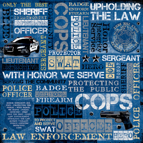 law enforcement paper Law enforcement describes the individuals and agencies responsible for  enforcing laws and maintaining public order and public safety.