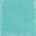 Karen Foster Design - Mermaids Collection - 12 x 12 Paper - Water Wave