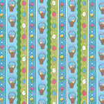 Karen Foster Design - Easter Collection - 12 x 12 Paper - Easter Fun