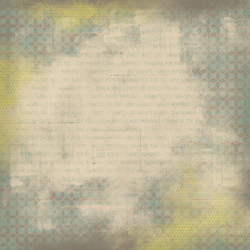 Karen Foster Design - In Memory Collection - 12 x 12 Paper - Sweet Memories