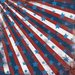 Karen Foster Design - Patriotic Collection - 12 x 12 Paper - Stars and Stripes Forever