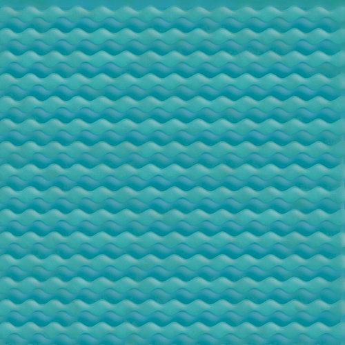 Karen Foster Design - Water Fun Collection - 12 x 12 Paper - Water Wave