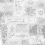 Karen Foster Design - Wedding Collection - 12 x 12 Paper - Our Wedding
