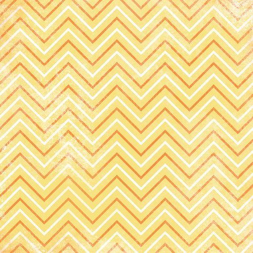 Karen Foster Design - Birthday Collection - 12 x 12 Paper - Celebration Chevron