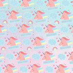 Karen Foster Design - Favorite Things Collection - 12 x 12 Paper - Unicorn Magic