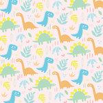 Karen Foster Design - Favorite Things Collection - 12 x 12 Paper - Dinos