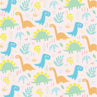 Karen Foster Design - Favorite Things Collection - 12 x 12 Paper - Dinos