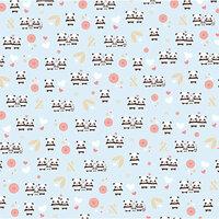 Karen Foster Design - Favorite Things Collection - 12 x 12 Paper - Panda-monium