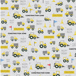 Karen Foster Design - Favorite Things Collection - 12 x 12 Paper - Big Trucks