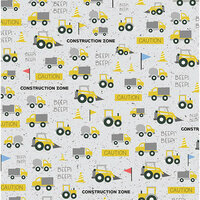 Karen Foster Design - Favorite Things Collection - 12 x 12 Paper - Big Trucks