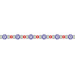 Karen Foster Design - Pavilio Lace Tape - Mini - Temari - Purple