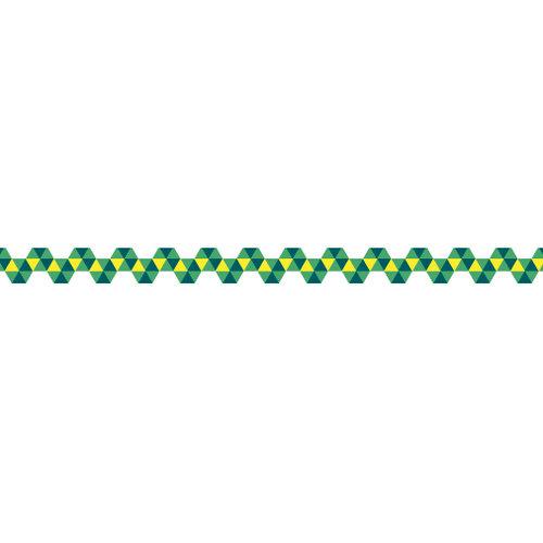 Karen Foster Design - Pavilio Lace Tape - Mini - Spiral - Green