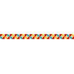 Karen Foster Design - Pavilio Lace Tape - Mini - Windmill - Red