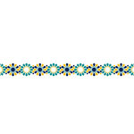 Karen Foster Design - Pavilio Lace Tape - Tile - Yellow