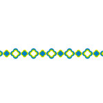 Karen Foster Design - Pavilio Lace Tape - Clover - Green