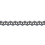 Karen Foster Design - Pavilio Lace Tape - Medaka No Tamago - Blue