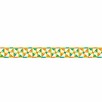 Karen Foster Design - Pavilio Lace Tape - Kazaguruma - Yellow