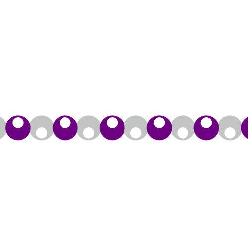 Karen Foster Design - Pavilio Lace Tape - Gyoku - Purple