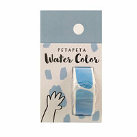 Karen Foster Design - Petapeta - Paper Tape - Water Color - Small - Light Blue