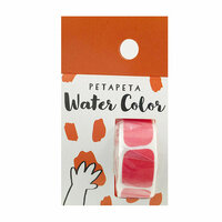 Karen Foster Design - Petapeta - Paper Tape - Water Color - Small - Orange