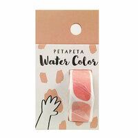 Karen Foster Design - Petapeta - Paper Tape - Water Color - Small - Pink Orange