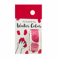 Karen Foster Design - Petapeta - Paper Tape - Water Color - Small - Red