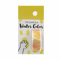 Karen Foster Design - Petapeta - Paper Tape - Water Color - Small - Yellow