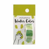 Karen Foster Design - Petapeta - Paper Tape - Water Color - Small - Yellow Green