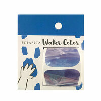 Karen Foster Design - Petapeta - Paper Tape - Water Color - Large - Blue