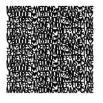 KI Memories - Lace Cardstock - Sonnet - Black, CLEARANCE