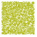 KI Memories - Lace Cardstock - Hula - Envy