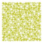 KI Memories - Lace Cardstock - Stars - Sublime, CLEARANCE