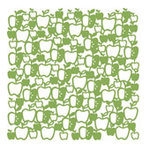 KI Memories - Lace Cardstock - Apples - Lucky, CLEARANCE