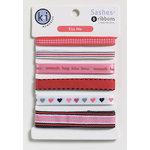 KI Memories - Kiss Me Collection - Sashes Ribbons - Kiss Me