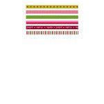 KI Memories - Holiday Collection - Joyful Set - Christmas - Bobbins - Ribbon