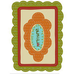 KI Memories - Love Elsie - Jack + Abby Collection - Chipboard Accents - Frame Set 1