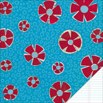 KI Memories - Love Elsie - Roxie Collection - Double Sided Paper - Roxie Delightful, BRAND NEW