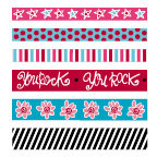 KI Memories - Love Elsie - Roxie Collection - Ribbon - Roxie Big Ribbon, CLEARANCE