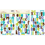 KI Memories - Love Elsie - Toby Collection - Cardstock Stickers - Toby Basic Mix, BRAND NEW