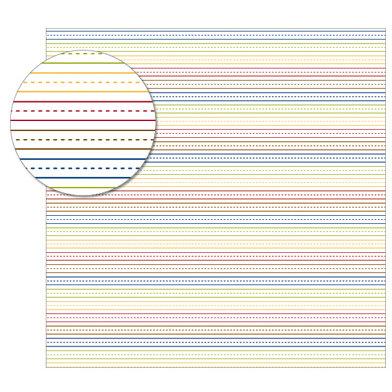 KI Memories - School Days Collection - 12 x 12 Frosty Patterns Paper - Penmanship