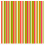 KI Memories - Juicy Summer Collection - 12 x 12 Shimmer Paper - Summer Stripe, CLEARANCE