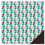 KI Memories - Posh Collection - 12 x 12 Double Sided Paper - Vineyard